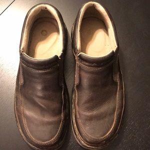Dr. Marten's leather shoes